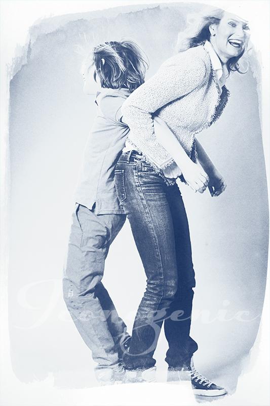 Caroline & Tim