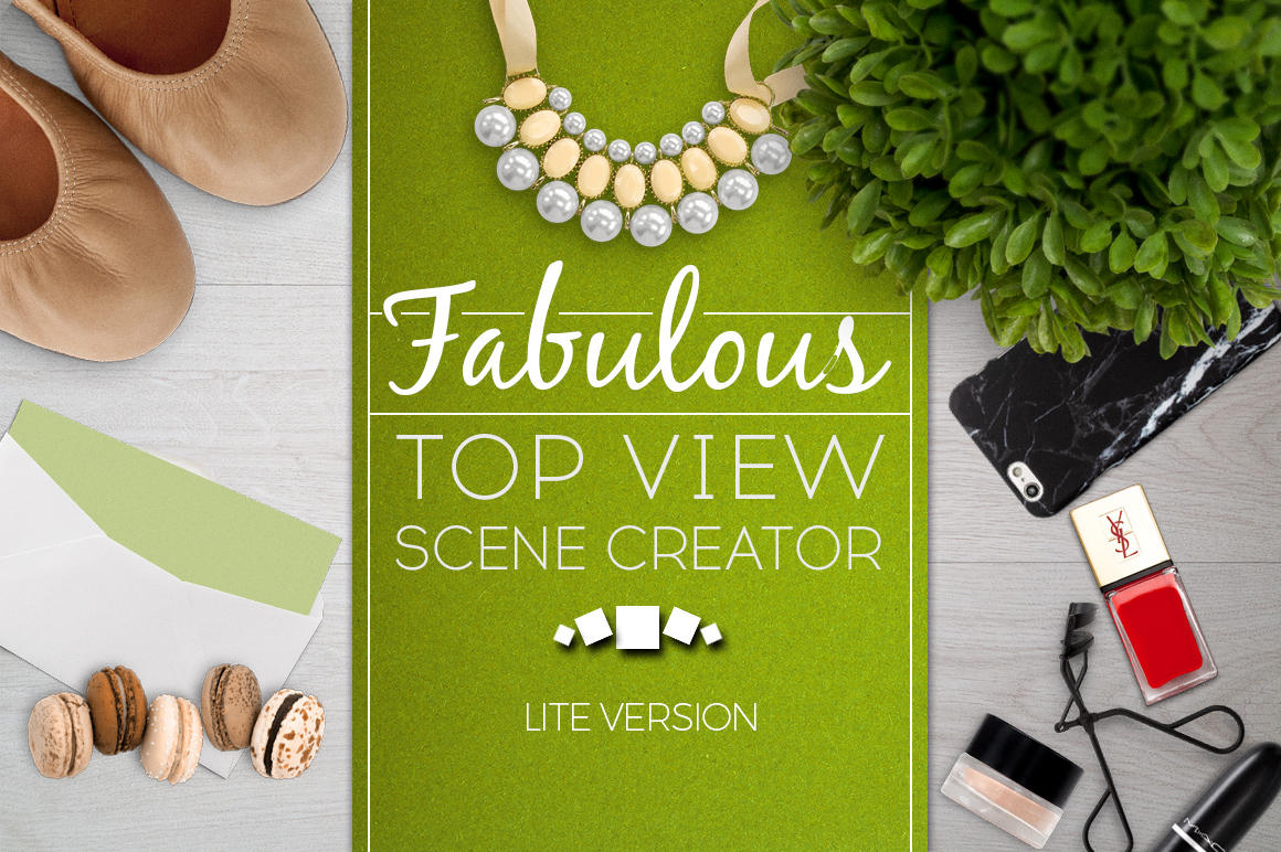LIMITED OFFER! Fabulous Scene Creator