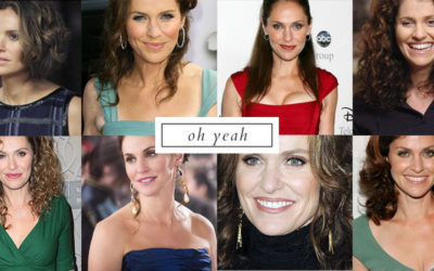 Celebrity Color Analysis: Amy Brenneman