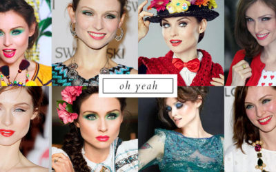 Celebrity Color Analysis: Sophie Ellis Bextor