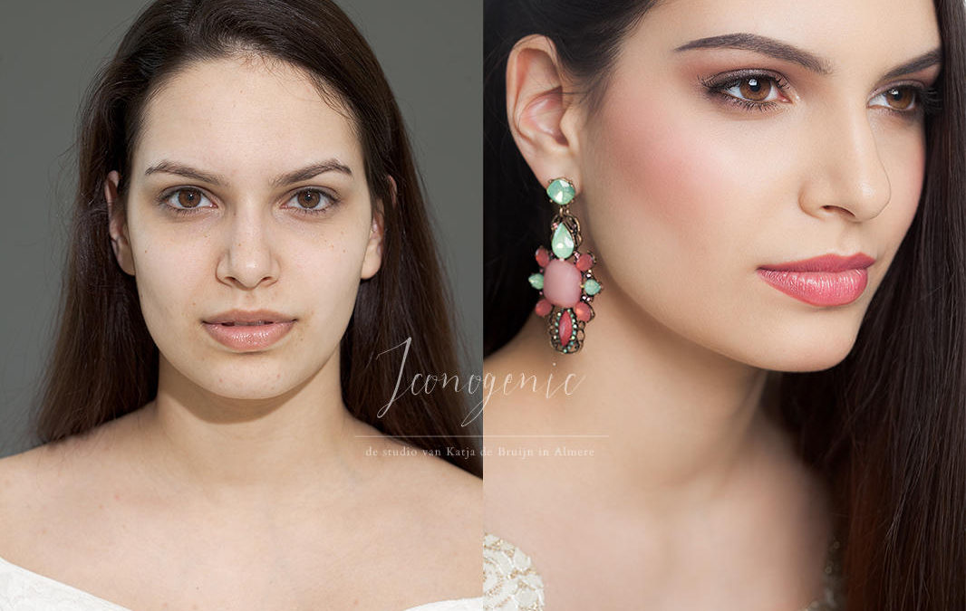 Makeup + Styling + Beauty Shoot