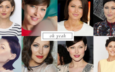 Celebrity Color Analysis: Emma Willis