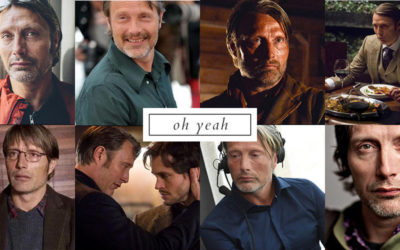 Celebrity Color Analysis: Mads Mikkelsen