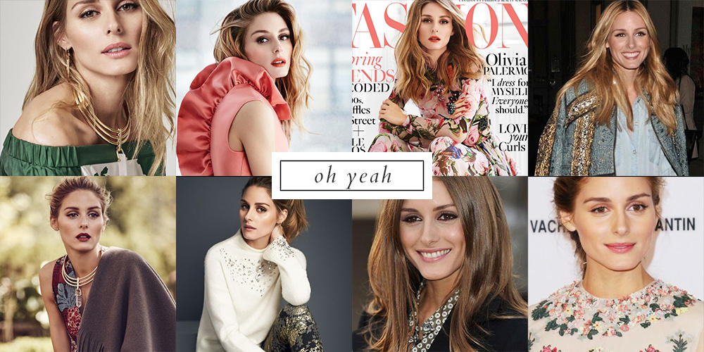 Celebrity Color Analysis: Olivia Palermo