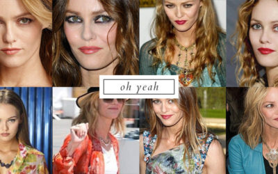 Celebrity Color Analysis: Vanessa Paradis